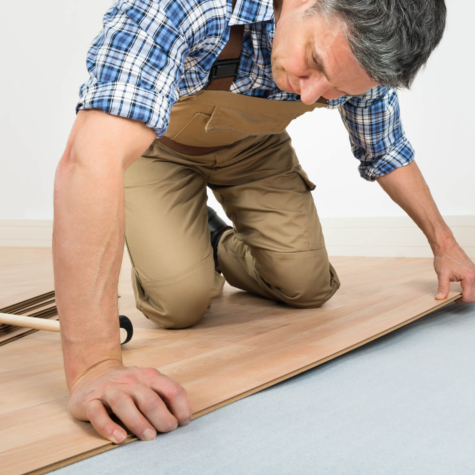 Laminate installation Asheville, NC | Leicester Flooring
