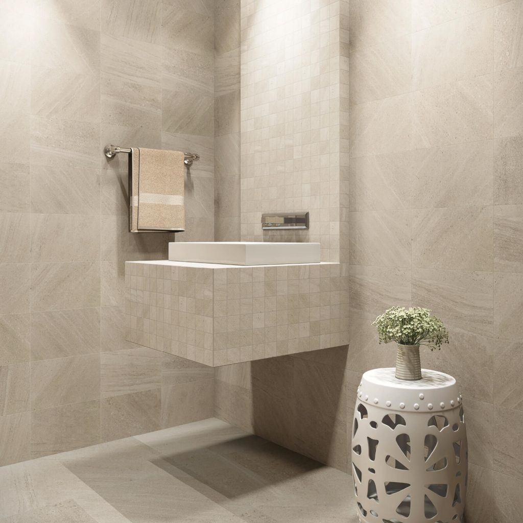 Ceramic tiles for Bathroom Designs | Leicester Flooring