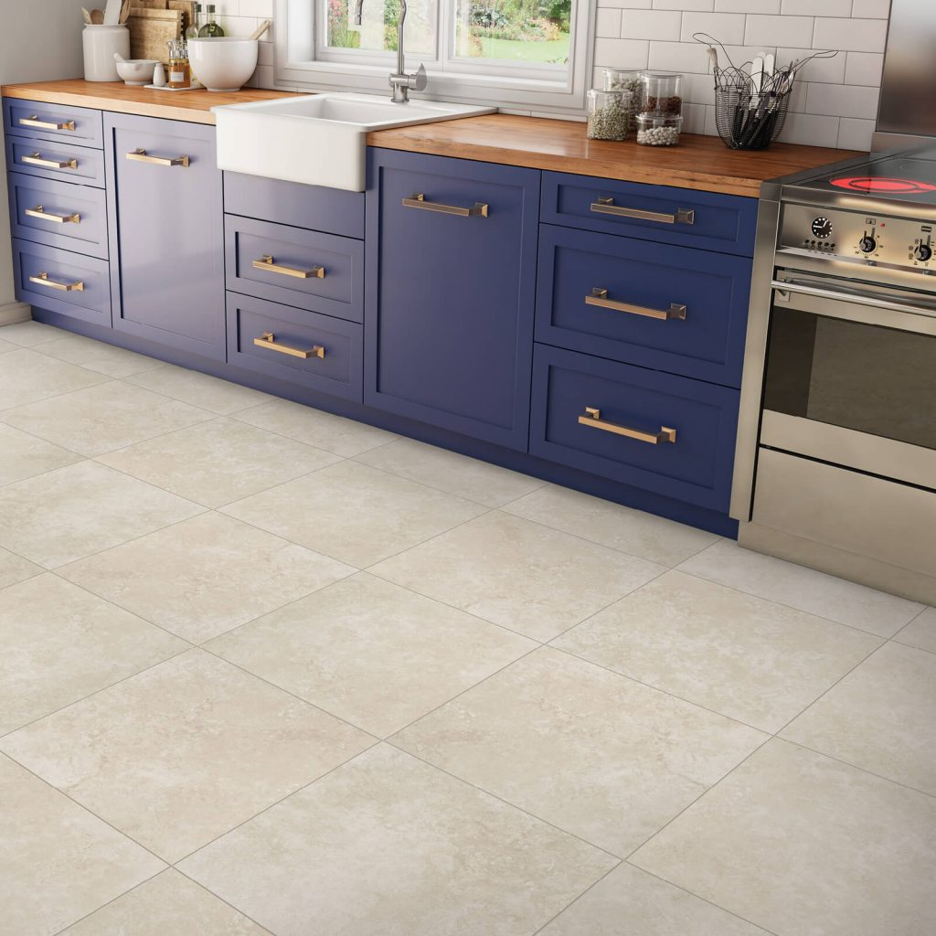 Tile Flooring for Kitchen | Leicester Flooring