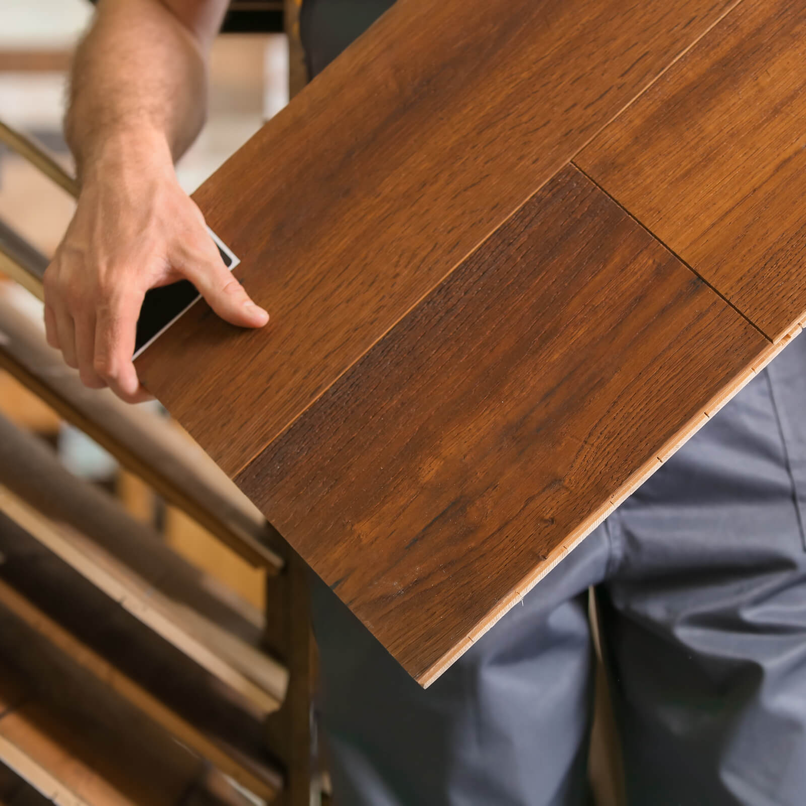 Hardwood Flooring Showroom | Leicester Flooring