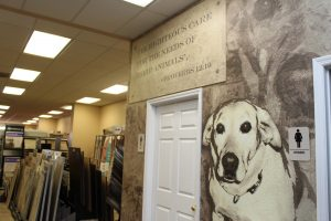 Our Flooring Showroom Location in Asheville, NC | Leicester Flooring