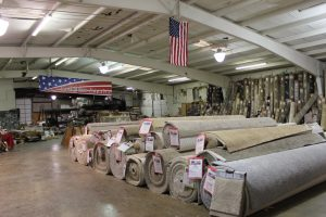 Our Flooring Warehouse in Asheville, NC | Leicester Flooring