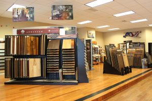 Our Flooring Showroom in Asheville, NC | Leicester Flooring