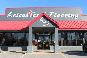 Our Showroom in Asheville, NC | Leicester Flooring