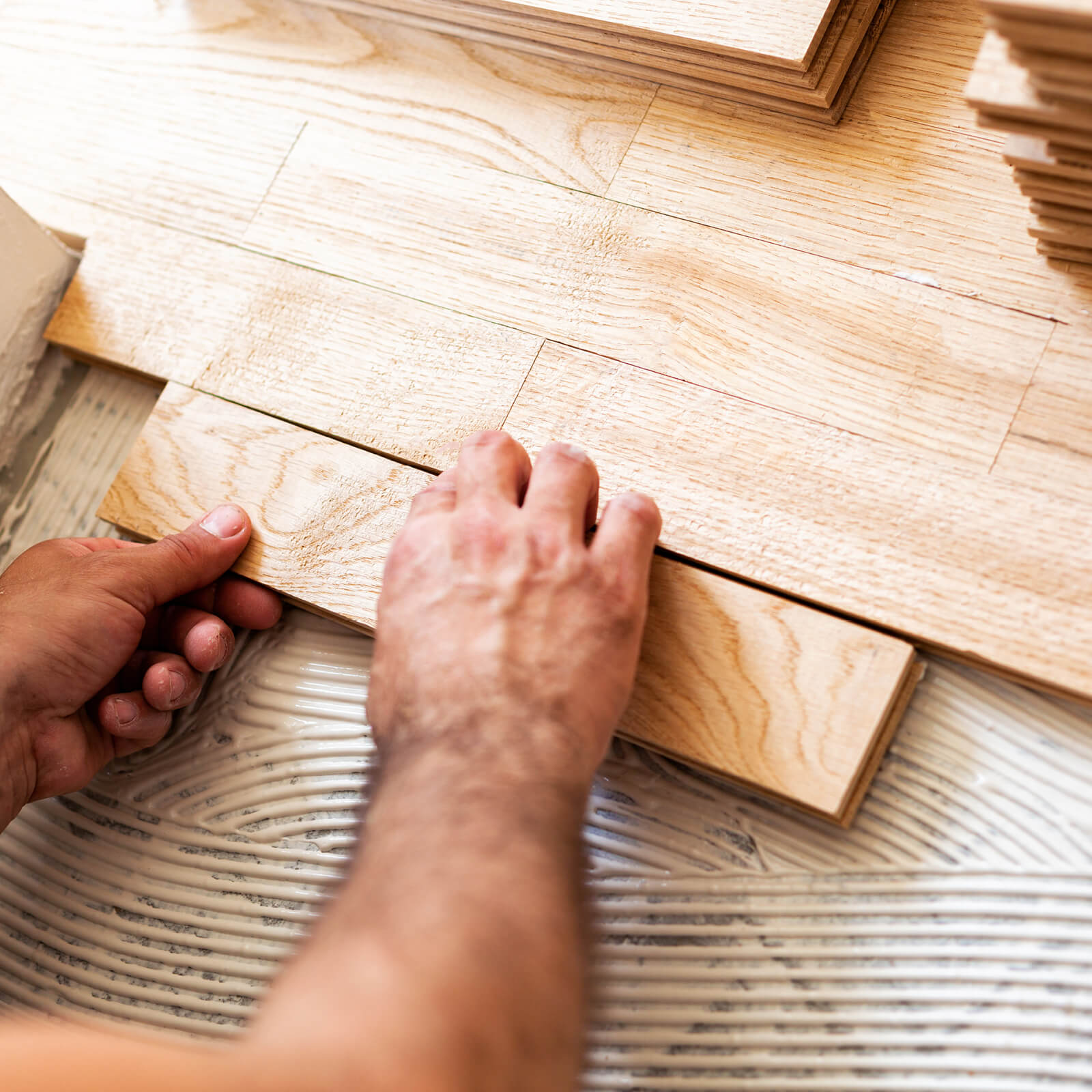 Hardwood Installation Services | Leicester Flooring