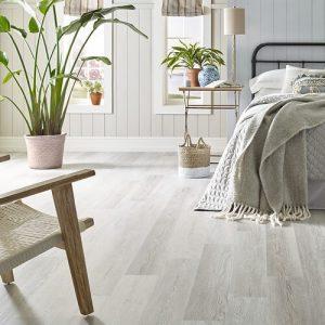 Bedroom vinyl flooring Asheville, NC | Leicester Flooring