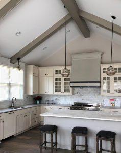 Kitchen backsplash | Leicester Flooring