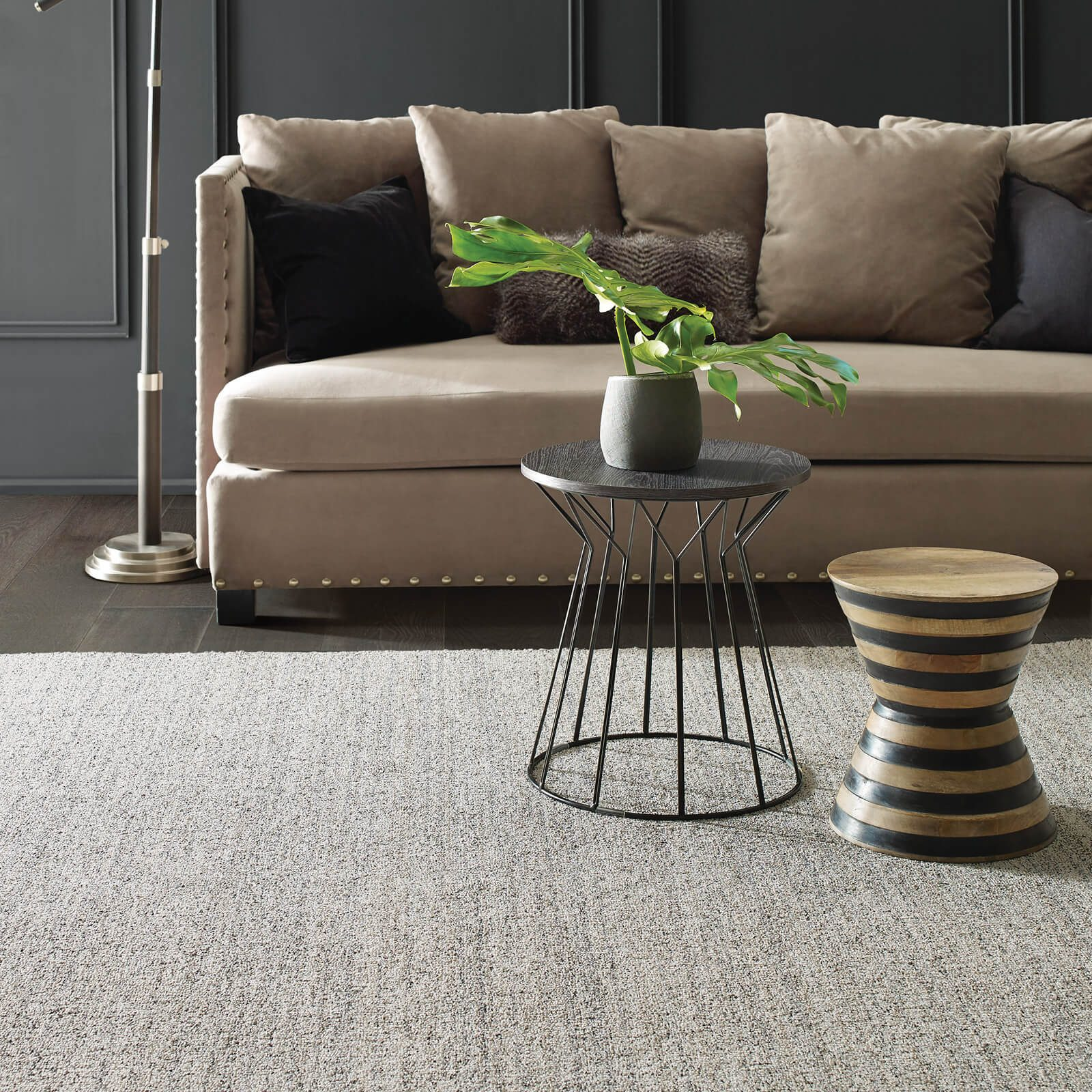 Carpet flooring for Living Room | Leicester Flooring