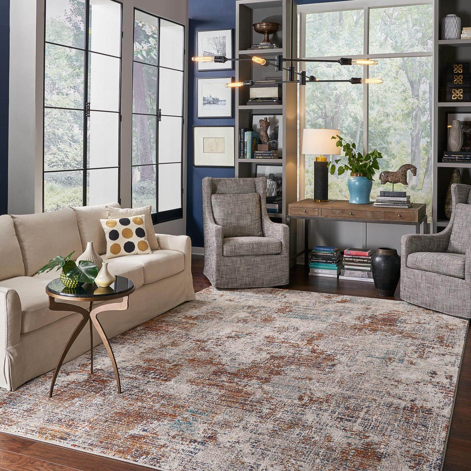 Choosing the Right Size Area Rug
